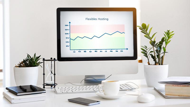 Vorteile vom flexiblem Hosting Mittwald