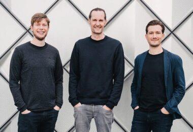 Christian Springub, Eric Quidenus Wahlforss, Alexander Ljung, Dance Gründer, Soundcloud