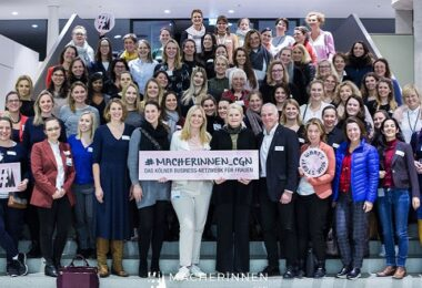 Macherinnen_CGN, Female Empowerment, Female Leadership