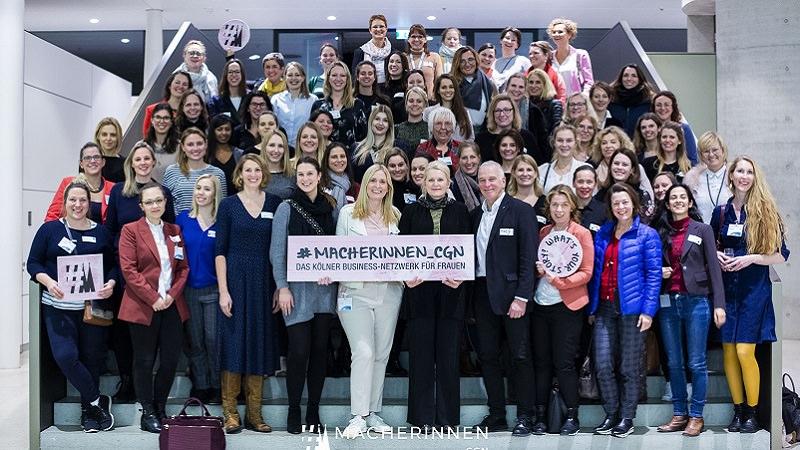 Macherinnen_CGN, Female Empowerment, Female Leadership