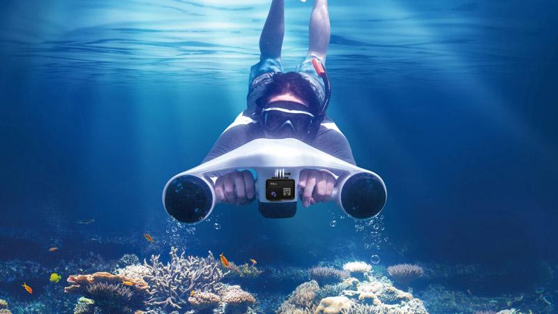 Unterwasser-Scooter, Sub-One, Scooter, Unterwasser-Gerät, Outdoor-Sport, IO Hawk Invest,
