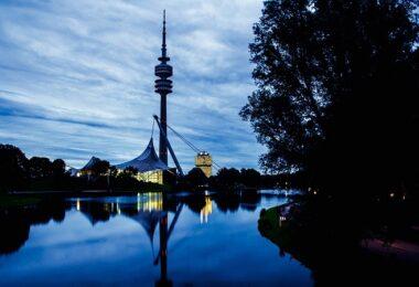 München, Fernsehturm, BMW, Stadt