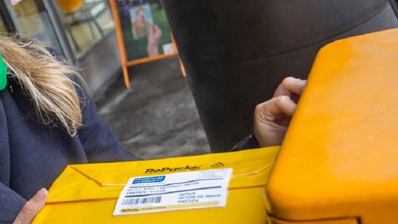 RePack, Repack, Versandverpackungen, Verpackung, Rücksendung, Rückversand