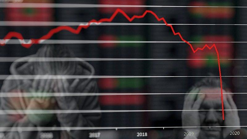 Rezession, Abschwung, Rückgang, Konjunktur, Konjunkturzyklus