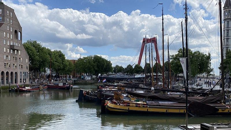 Rotterdam, Corona-Urlaub, Corona Urlaub Holland, Corona Urlaub Niederlande, Holland-Urlaub