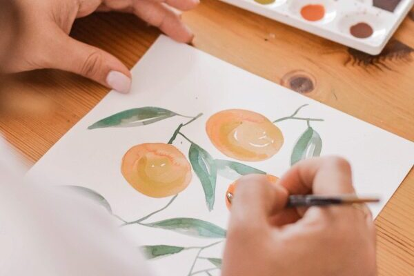 Malen, künstlerisch, Hobby