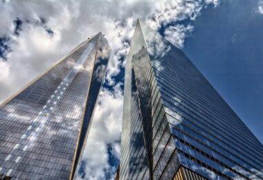 USA, Wolkenkratzer
