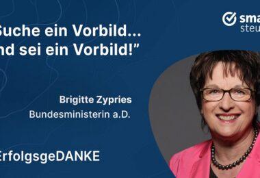 Brigitte Zypries, ErfolgsgeDANKE, Smartsteuer