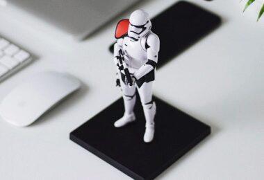 Sturmtruppen, Sturmtruppler, Soldat, Star Wars, Datenschutzbeauftragter