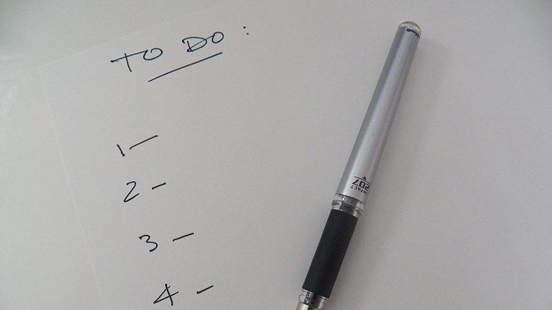 To-do-Listen nutzen, To-do-Liste führen, To-do-Listen schreiben, To Do Liste