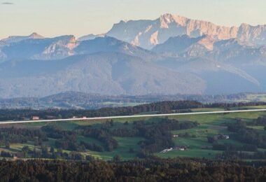 Berge, Bayern, Hyperloop
