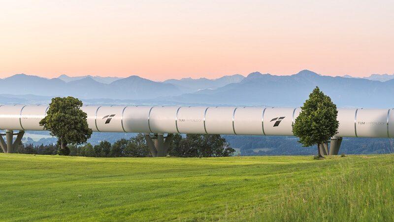 TUM Hyperloop, TU München, Berge, Bayern