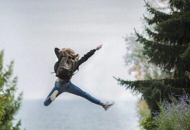 Freudensprung, Freudensprünge, Abenteuer, glücklich, zufrieden, motiviert, beste Chefs
