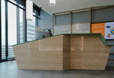Microsoft Deutschland, Microsoft in Hamburg, Microsoft Hamburg