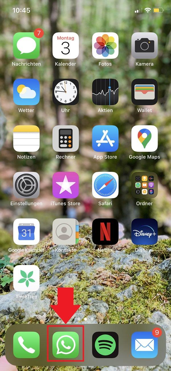 WhatsApp-Lesebestätigung deaktivieren, blaue Haken bei WhatsApp deaktivieren, blaue WhatsApp Haken abschalten