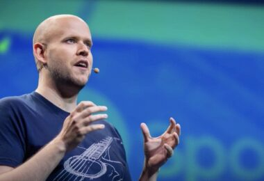 Daniel Ek, Spotify, Streaming, Musik-Streaming