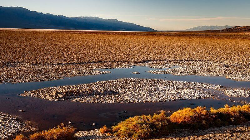 Death Valley, Kalifornien, USA, Wüste