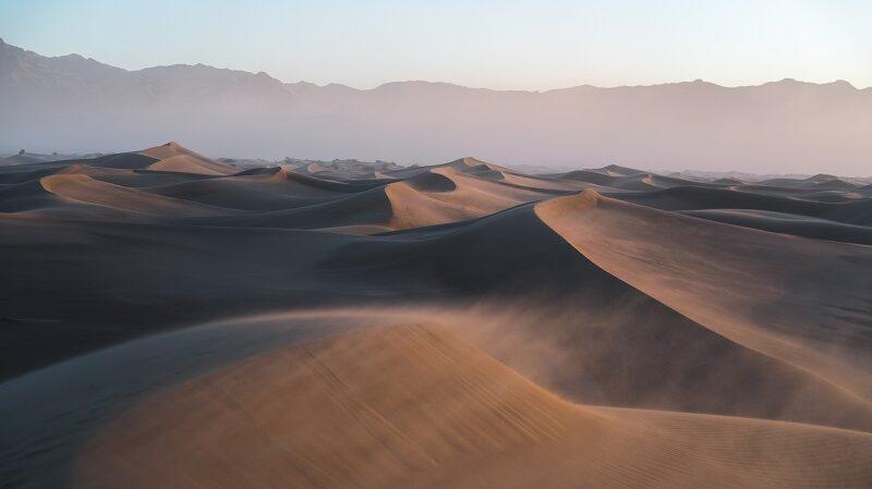 Death Valley, Wüste, Kalifornien, USA
