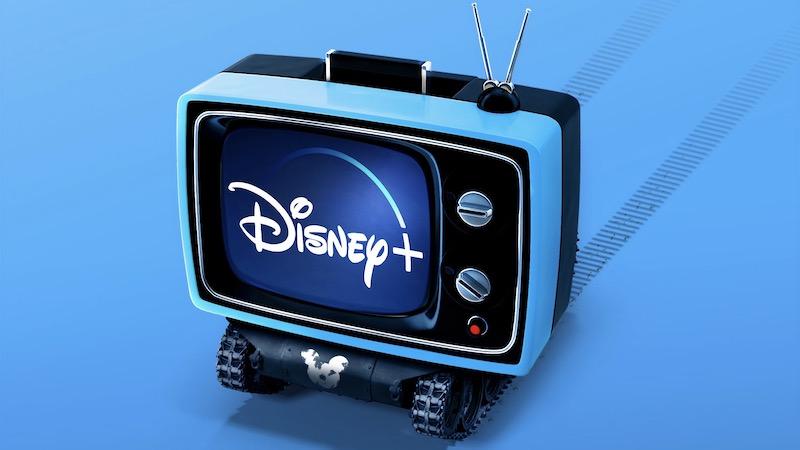 Disney, Disney Plus, Disney-Werbung, Streaming, Streaming-Dienst