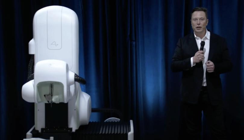 Elon Musk, Neuralink, Künstliche Intelligenz, Computer