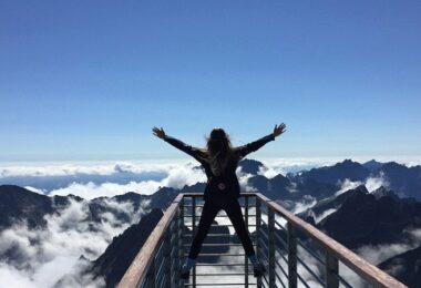 Erfolg, Gipfel, Ziel, Ausblick, Lebensziel, Gipfelstürmer, wahrer Erfolg