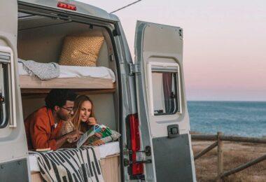 Indie Campers, Wohnmobil, Urlaub, Meer