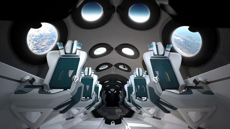 Virgin Galactic, Raumschiff, Raumfahrt, Weltraumtourismus