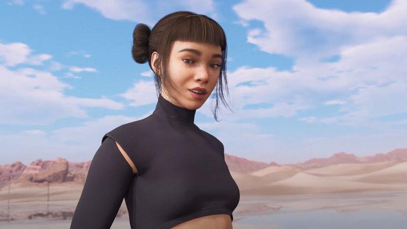 Lil Miquela, Robot-Influencer, virtuelle Influencer