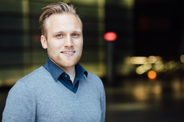 Melchior Neumann, Community Manager, Kontist