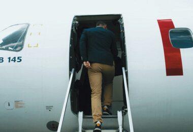 Boarding, Onboarding, Flugzeug, Maschine, Remote Onboarding