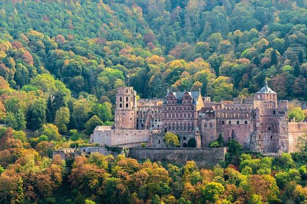 Heidelberg, Baden-Württemberg, Durchschnittsgehalt