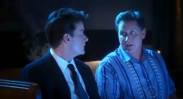 Two and a Half Men, Charlie Sheen, deprimierende Serien-Enden
