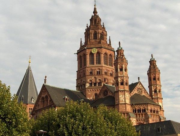 Mainz, Kirche, Kloster, Mainzer Dom