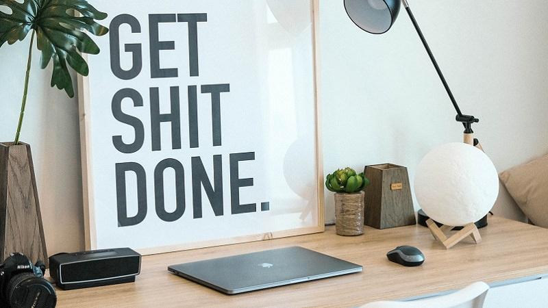 Get Shit Done, Produktivität, Productivity, Gewohnheiten, Angewohnheiten, produktive Menschen