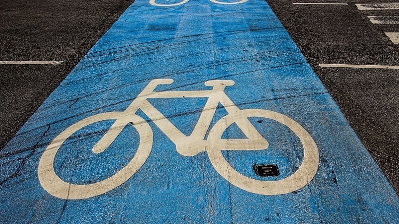 Radweg, Fahrradweg, Radstreifen, Fahrradstreifen, Fahrradspur