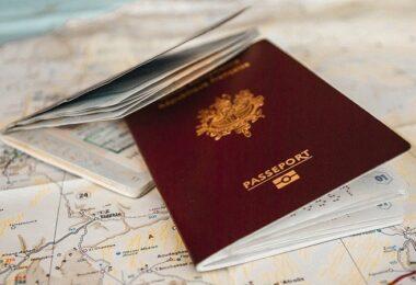 Pass, Reisepass, Passport, Ausland, Internationalisierung, Landkarte, G20 Entrepreneur Visa Program