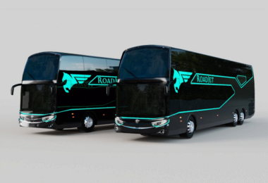 Roadjet, Bus, Fernbus