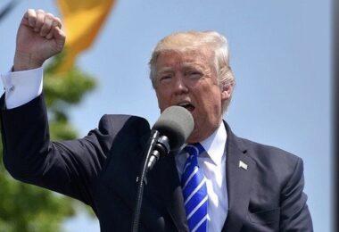 Donald Trump, Instagram Ban, Instagram, Politik, Wahlkampf