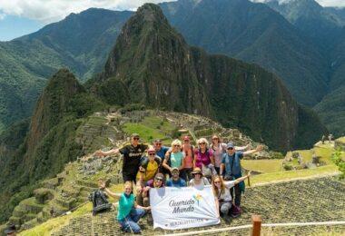 Queridomundo Macchu Picchu, Peru