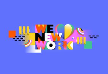 Adobe We love New Work