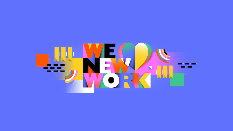 Adobe We love New Work