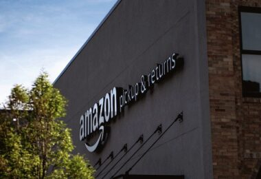 Amazon, Amazon-Lieferanten, Amazon Flex, E-Commerce, Smartphone