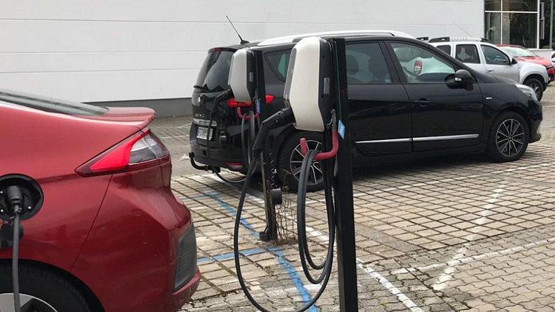 ChargeX, Ladestation, Mehrfachsteckdose, Elektroautos, E-Autos laden