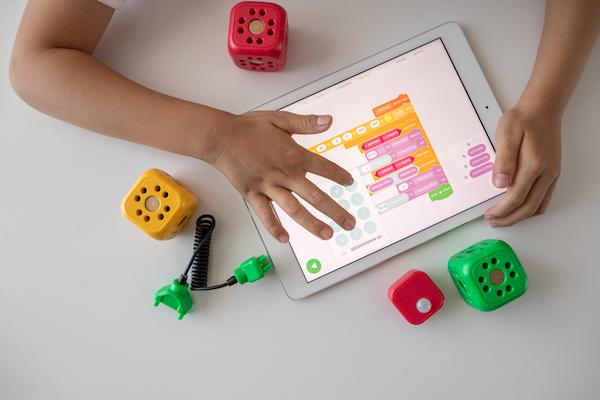 Digitale Zukunft Robo Wunderkind App