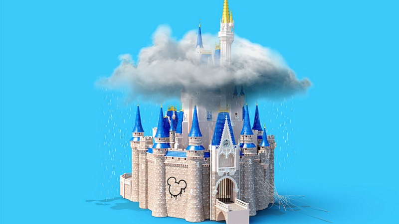 Disney Plus, Disney, Disney World, Disneyland, Disney-Schloss