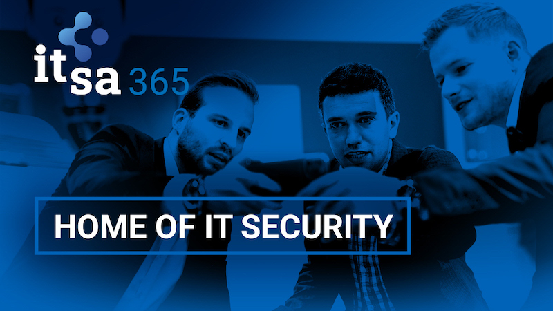 "it-sa 365 ""Home of IT-Security"""