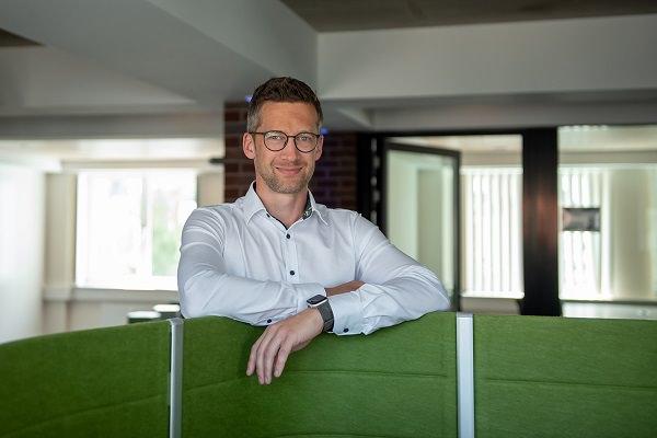 Max Pusch, CTO, MSP AG