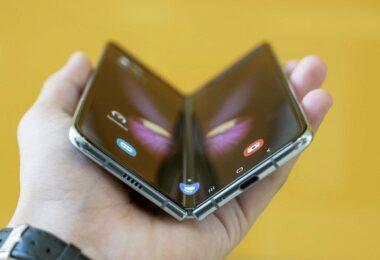 Faltbare Smartphones, Samsung, Galaxy Fold, 5G