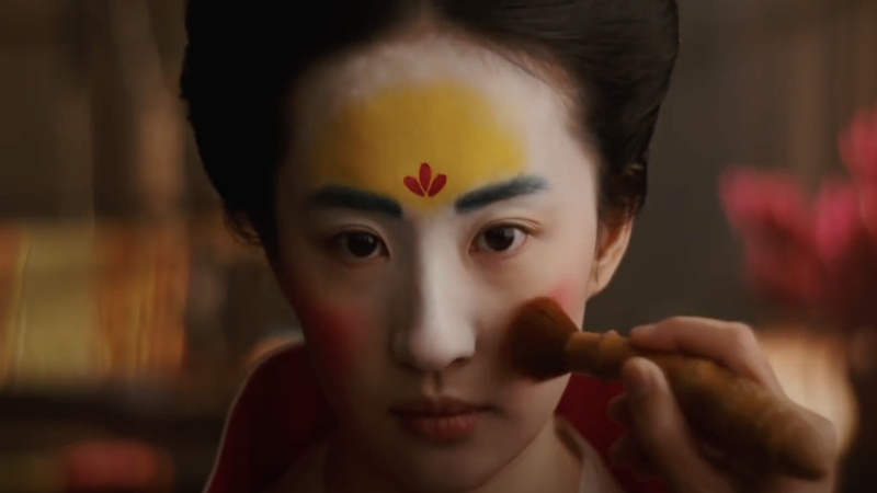 Mulan, Disney Plus, Streaming