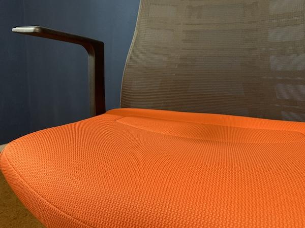 Sitz und Netz Rückenlehne Interstuhl Pure Active